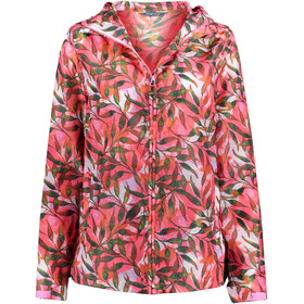 Meru Clyde Veste Femme, tropical leaves